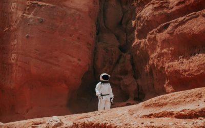 Cloud Storage: Journey to Mars